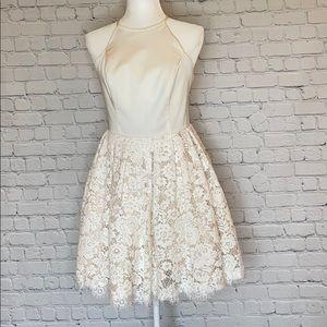 Alyce White Cocktail Dress